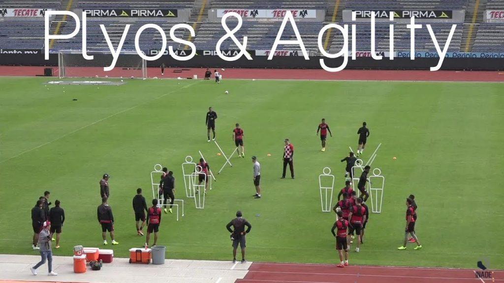 Football/Soccer Plyos & Agility