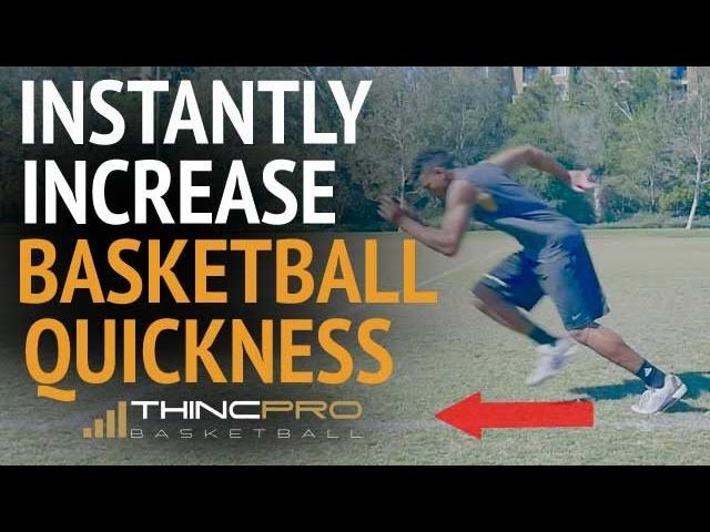 How to Increase Your BASKETBALL QUICKNESS at Home (With No Equipment!) – Basketball Quickness Drills