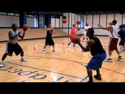 Pure Sweat Basketball Youth Workout for Fun