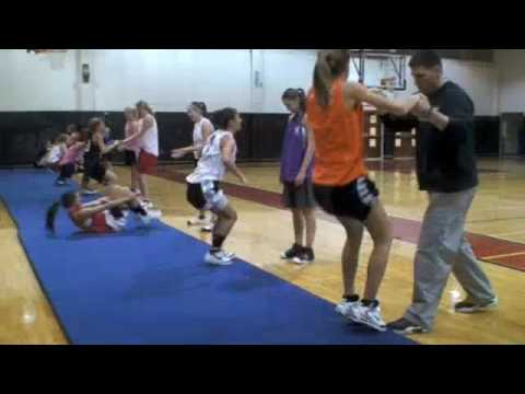 Girls Basketball Strength – Speed – Jumping – Conditioning