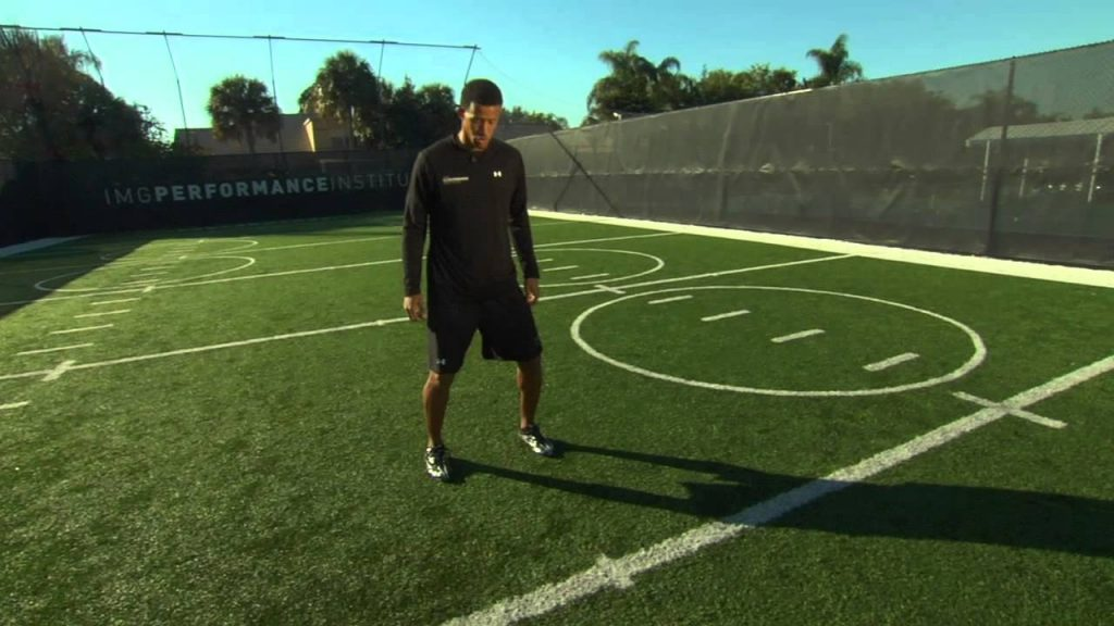 Jumping & Bounding-Footwork, Agility & Acceleration Series by IMG Academy (2 of 6)