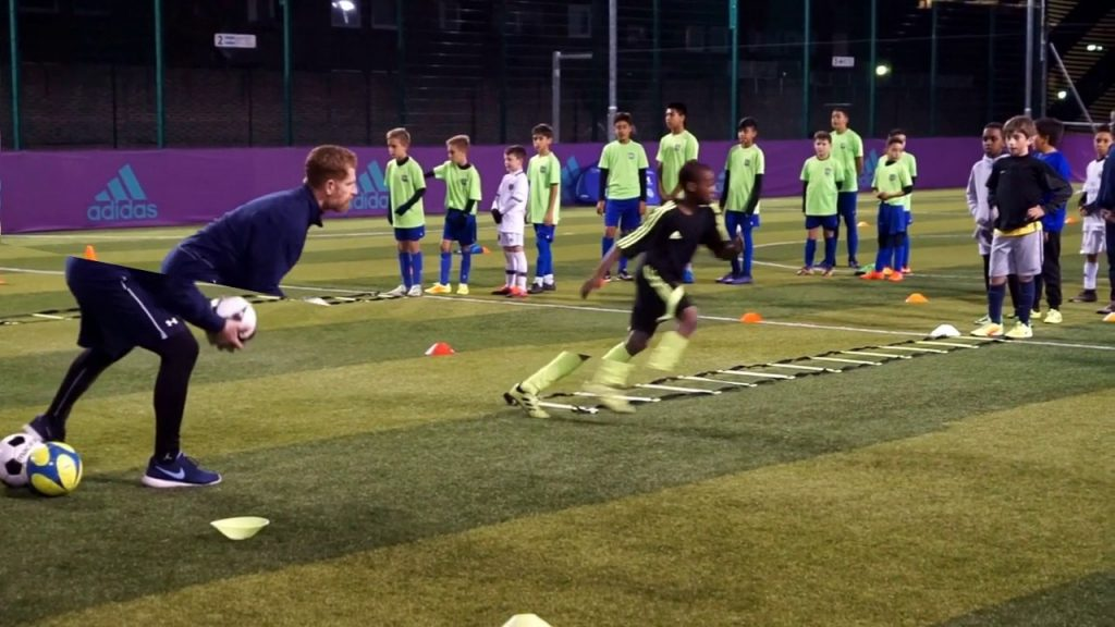 Agility Drills – European Football Academy