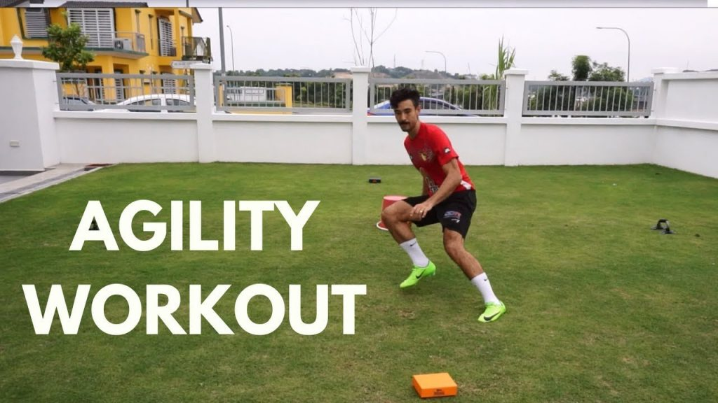 Agility and Speed Drills