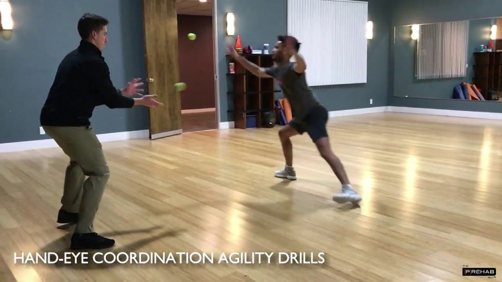 Return To Sport Agility Training For Athletes