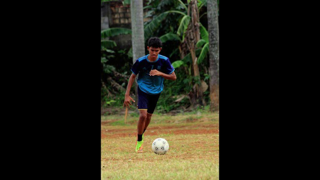 Speed agility and plyomatric football Training