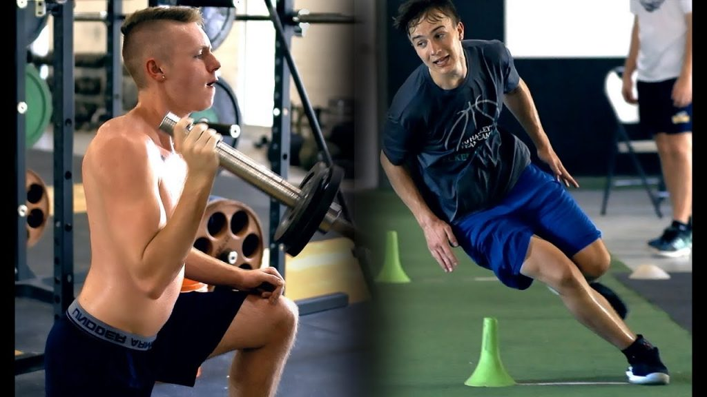 Lateral Quickness Basketball Training | Overtime Athletes