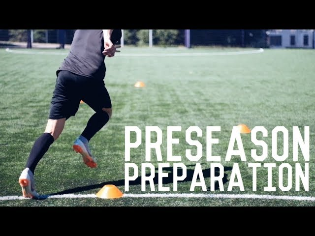 Preseason Preparations | Strength, Agility and Stamina Training | A Day In The Life of a Footballer