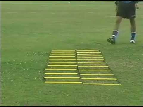 coordination and agility soccer drills