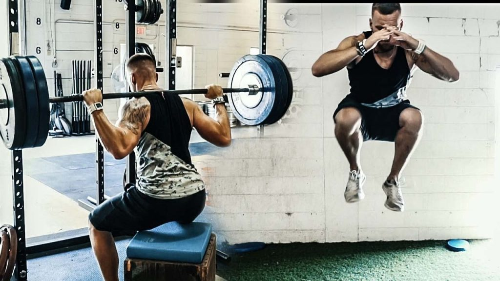 Try This Leg Workout For Explosive Power! [Vertical Jump]   Overtime Athletes