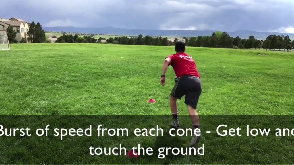 Wear your kids out with exercise-Speed, Agility, Strength drill- Youth Flag Football Drills for Kids