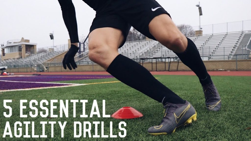 5 Essential Speed and Agility Drills | Increase Your Speed and Change of Direction