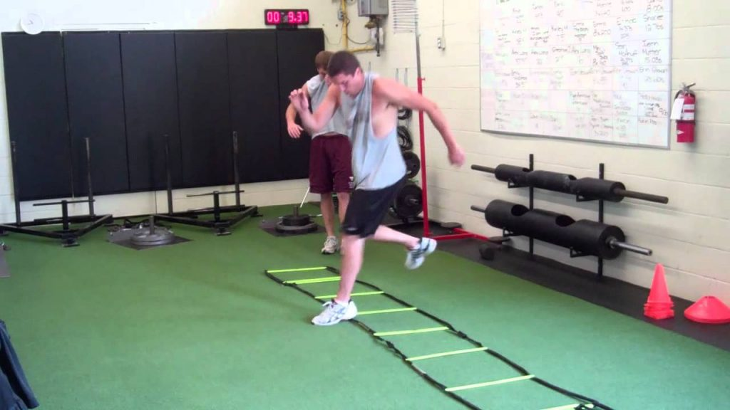 Best Speed Agility Ladder Drills for football