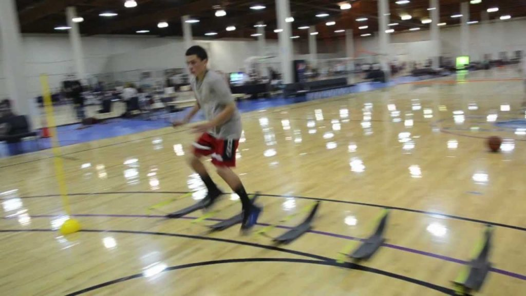 Marques Smith Elite Basketball Workout