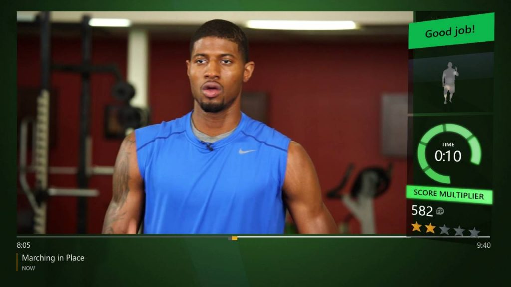 Xbox Fitness: Paul George Agility