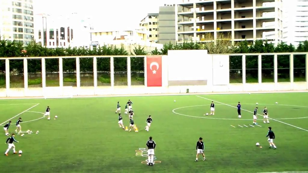 Coordination,agility,quickness and passing combo – Football Tactics