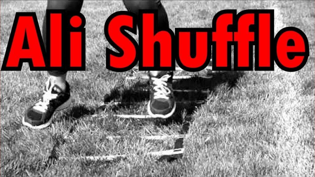 Ali Shuffle Agility Ladder