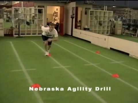 Nebraska Agility Drill