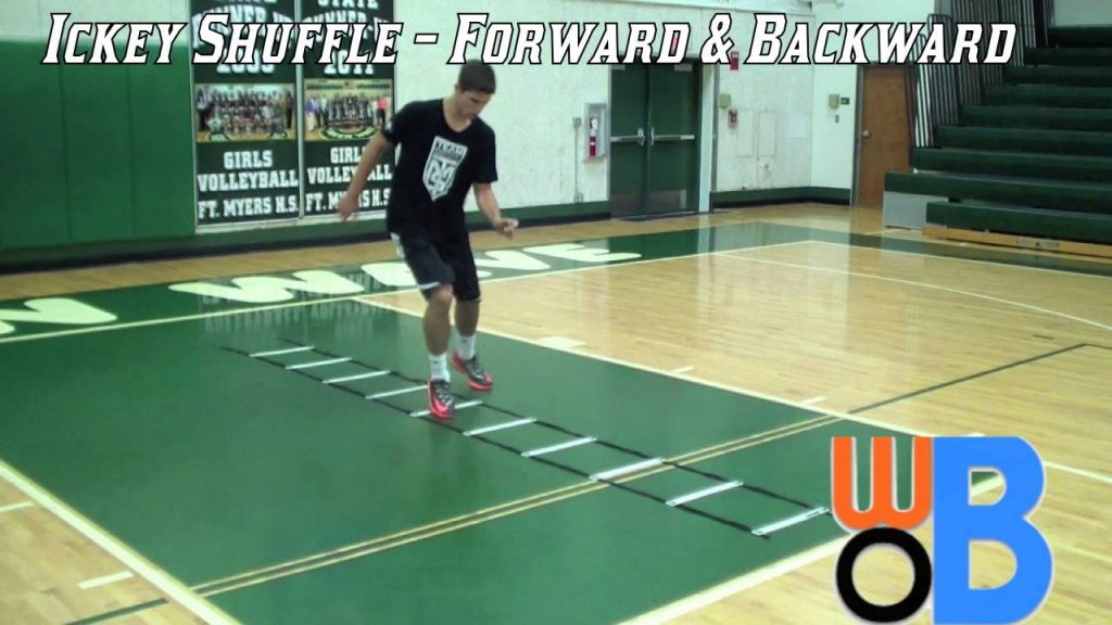 Agility Ladder Footwork