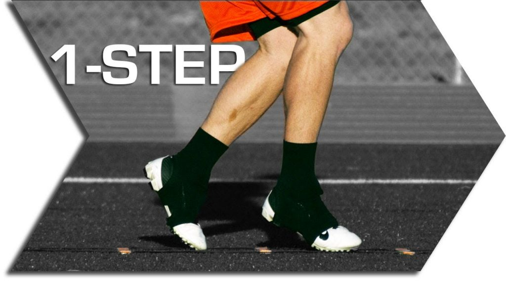1 STEP – AGILITY LADDER – FOOTWORK, QUICKNESS & SPEED TRAINING DRILL