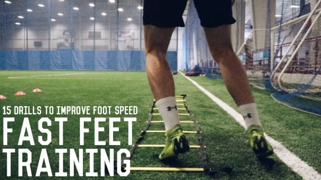 15 Fast Footwork Exercises | Increase Your Foot Speed With These Speed Ladder Drills
