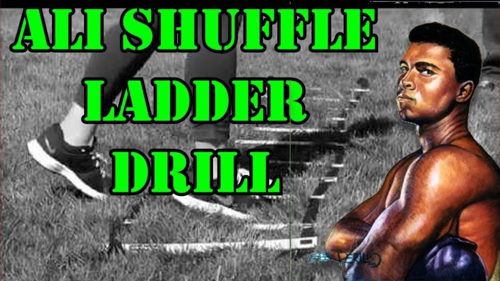 Ali Shuffle Scissor Agility Ladder