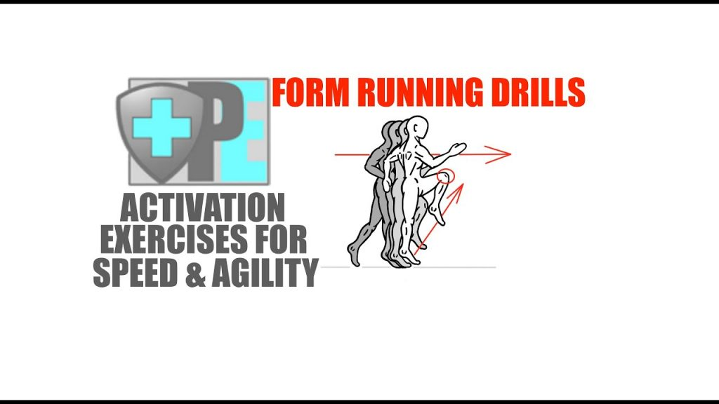 Speed and Agility – Activation – Form Running Drills – Field Day One