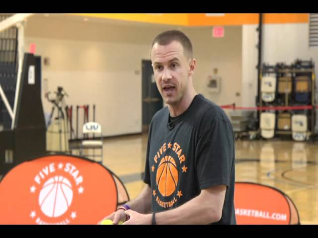 Alan Stein's Tennis Ball Quickness and Reaction Drill