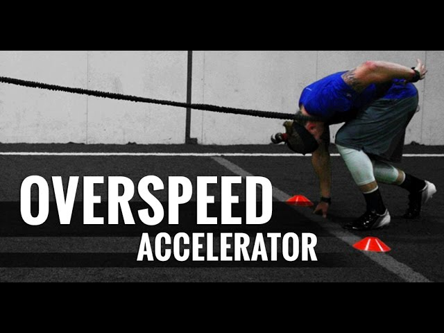 Overspeed Accelerator | Speed and Agility Training