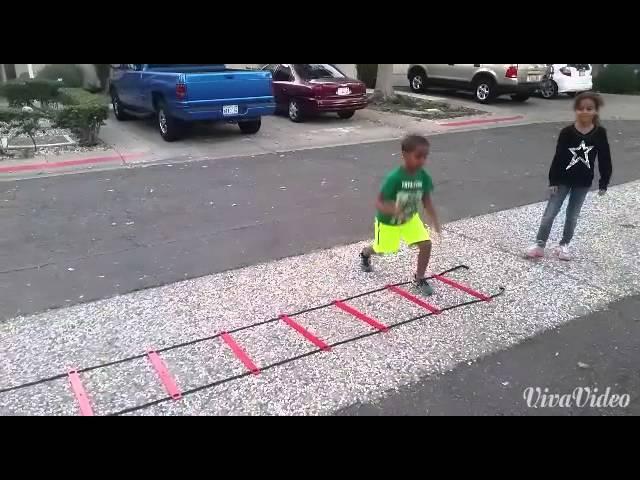 Skillz Academy AZ – agility ladder drills