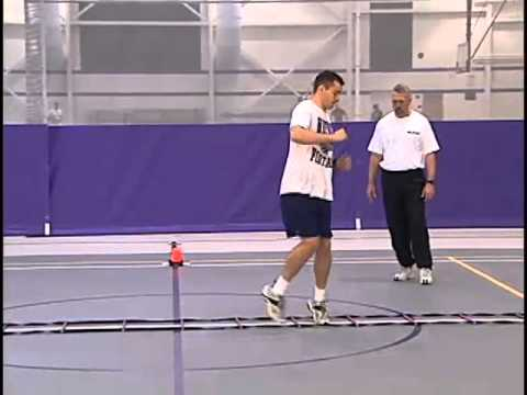 Developing Lateral Speed and Agility – Steve Brown