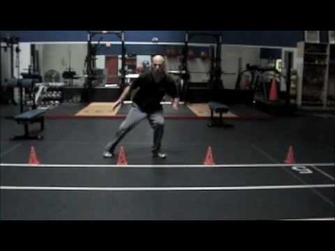 Agility Drills – Change of Direction 1