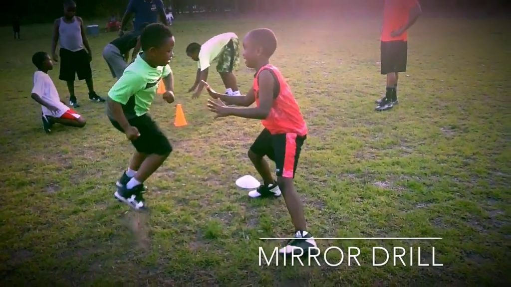 Agility Drills for Youth Football Players