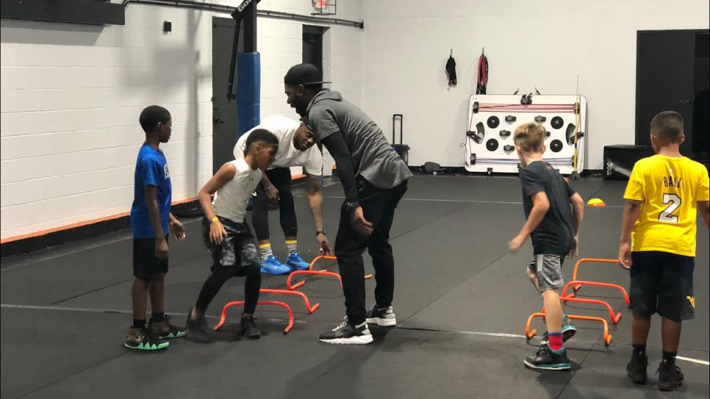 Coach Bless – Strength and Agility Training