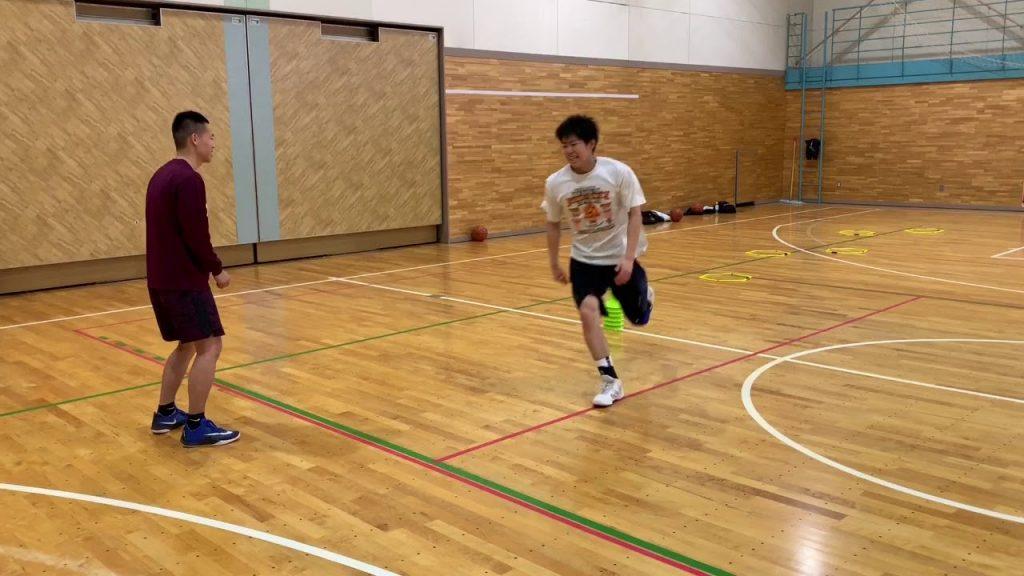 バスケットボール Basketball  Work Out 13  アジリティ Agility 2  山ちゃんズ