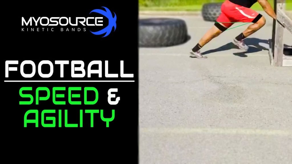 Football Resistance Training Quick Feet Speed & Agility