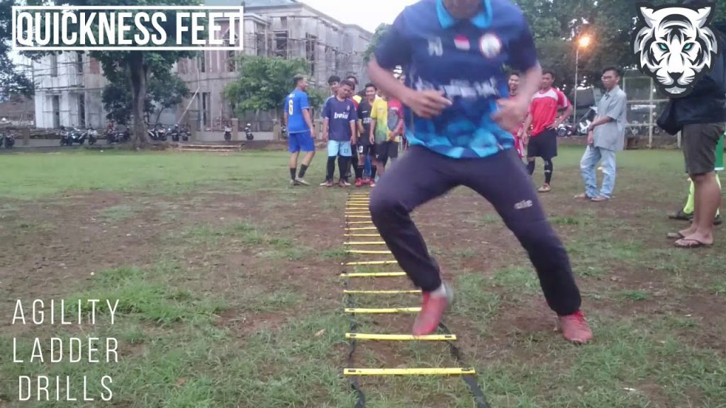 Speed Agility Quickness SAQ Training Drills for Football | Unsil United