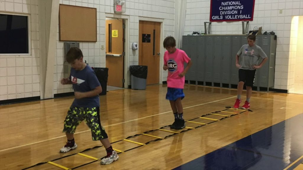 DASA Sports August Basketball, Footwork, Speed & Agility Clinic