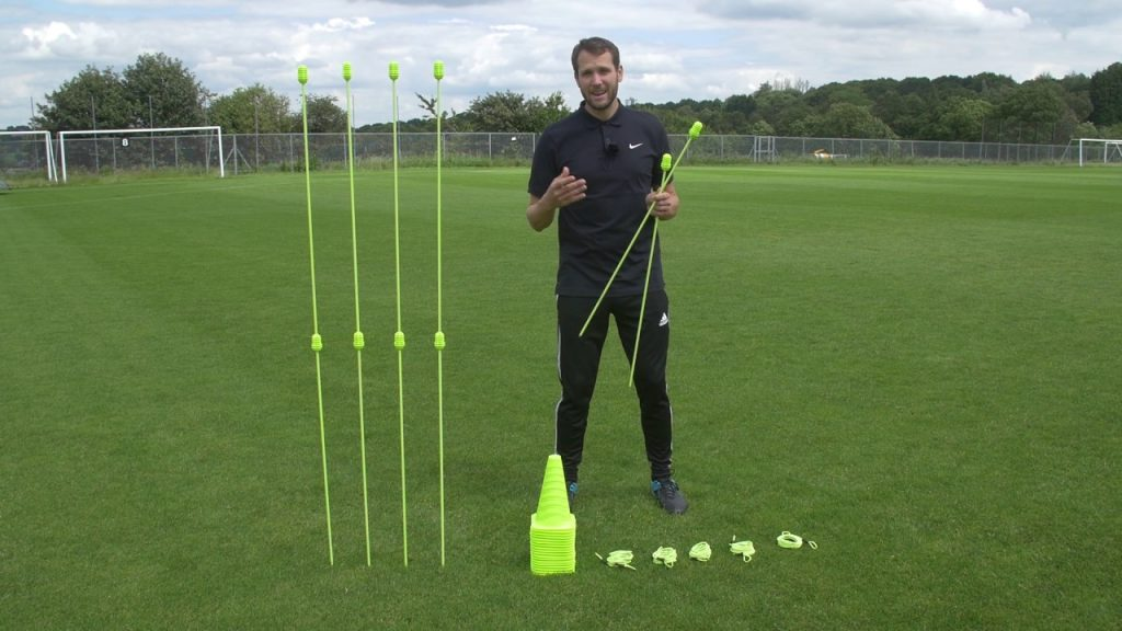 Pro Speed & Agility Set – Versatile Coaching Tools in 1 Easy Pack