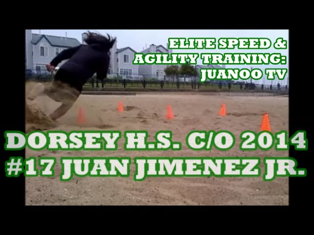 Elite Speed & Agility Football Training: Juanoo TV