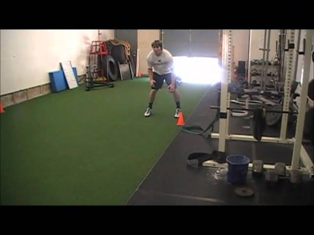 Delaware Speed and Agility: Linebacker Specific Performance Training/Speed and Agility Delaware