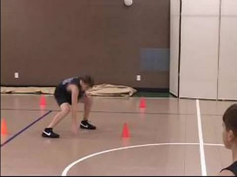Basketball Drills for Youth Basketball : Youth Basketball Conditioning: Circuit Drills
