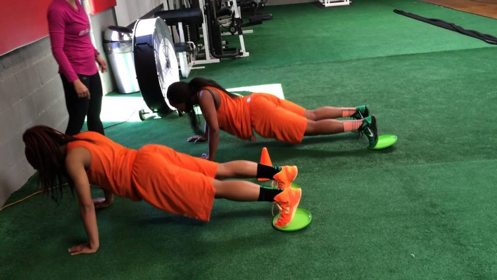 B-FAAST: 2013 FAMU DRS Girls Basketball Performance Enhancement Training