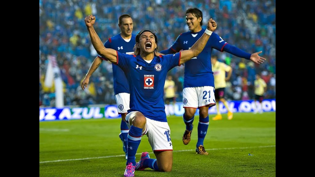"Blazing Football/Soccer Speed: ""Y"" Agility/Reaction Cruz Azul FC"
