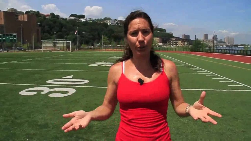 Football Agility Drill Exercise : Empower Your Body