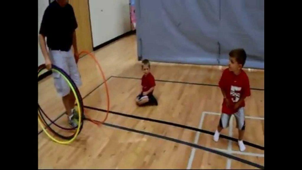 Preschool Athlete – Agility & Speed 1