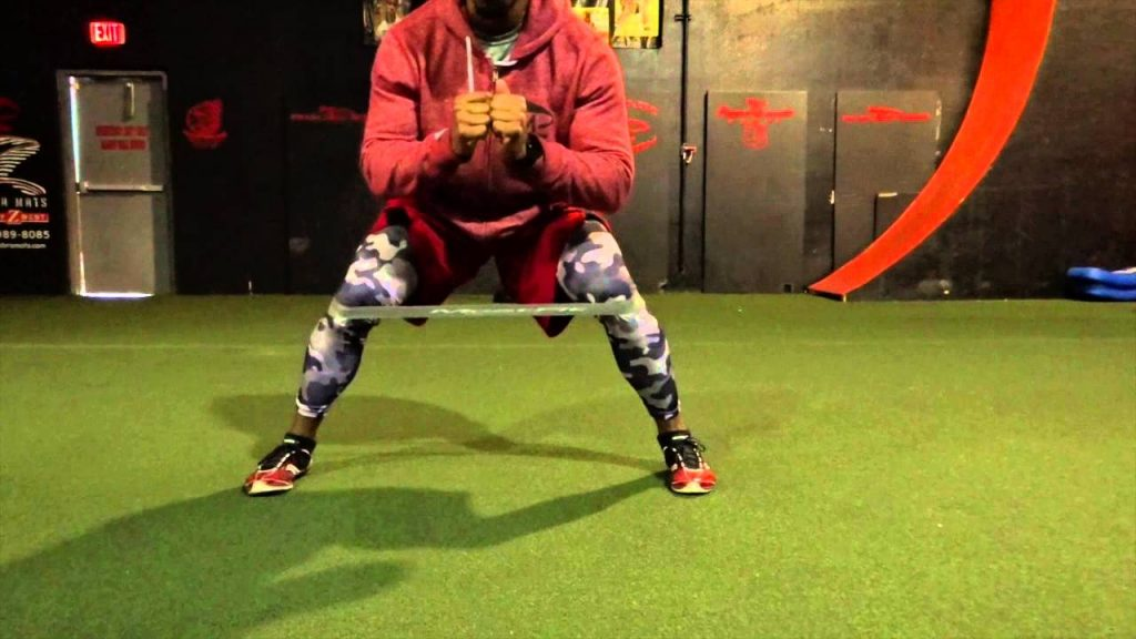 6 Week ABT- Program: Athlete Development Day 4: Hip Mobility and Agility