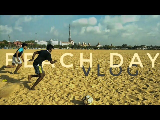 Beach Training Session | Agility + Ball work | Football Vlog | Amateur Footballers