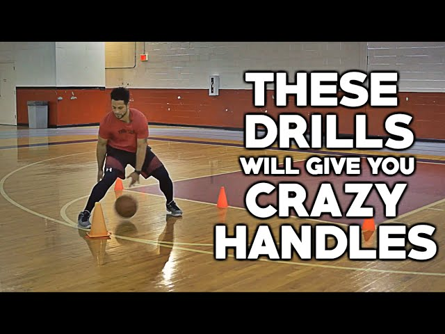 How To: DRIBBLE A Basketball BETTER! (Dribbling Progression Drills)