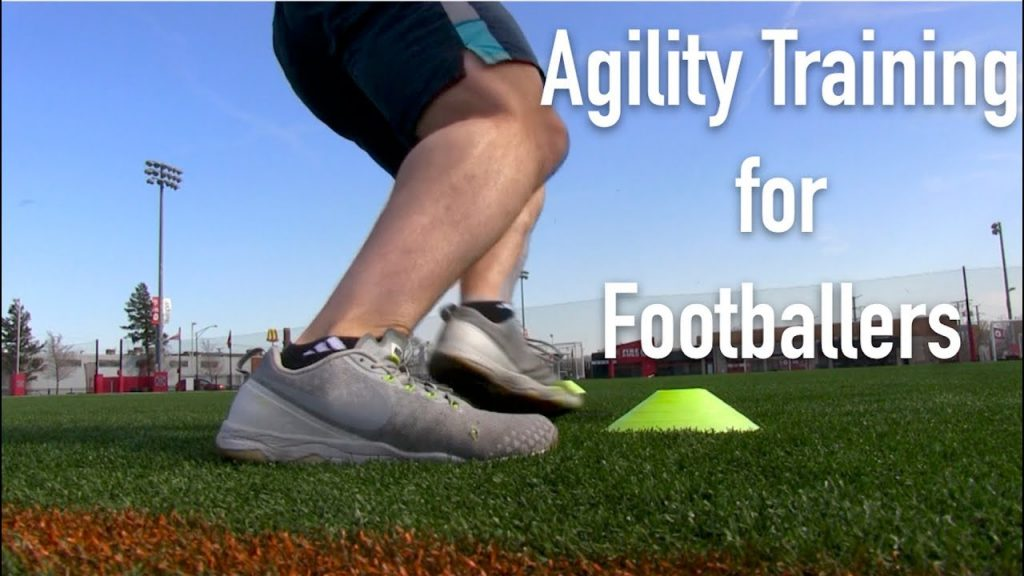 Agility Training for Footballers/Soccer Players | Improve your Game