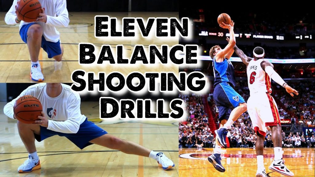 11 Balance Shooting Drills for Basketball Players